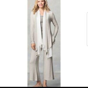 CAbi gray dream cardigan